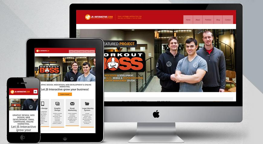 responsive design website mobile technology