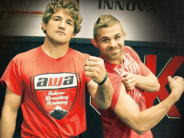 Ben Askren | Wrestling Academy Wisconsin | js-interactive.com
