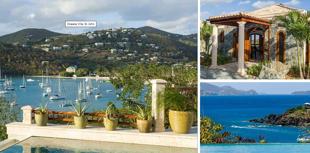 vacation rental website caribbean