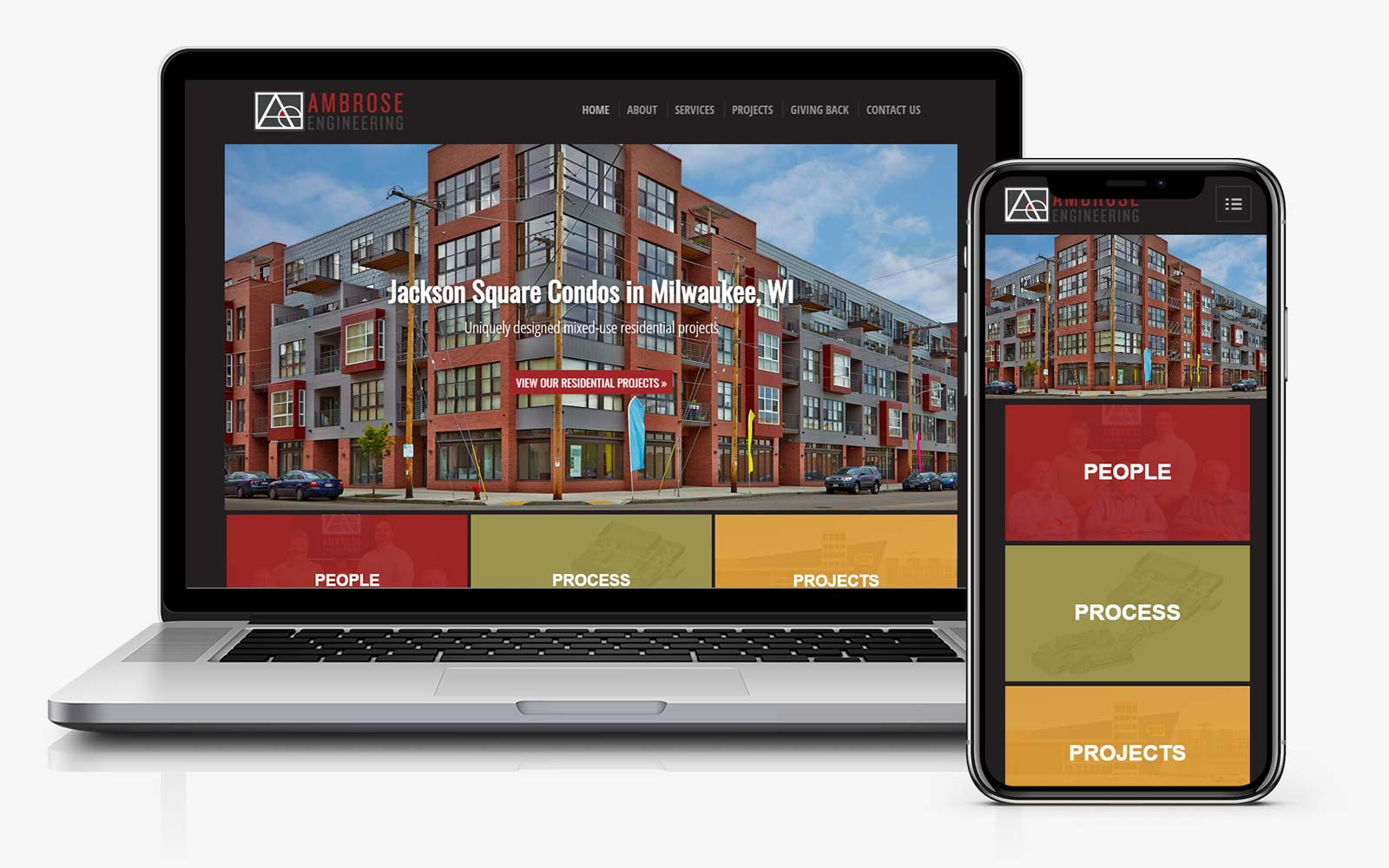 web design structural engineering-company