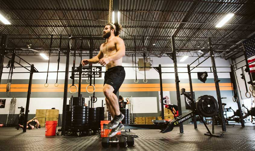marketing for crossfit gym
