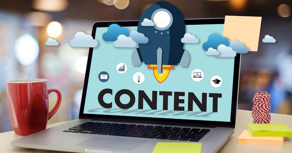good content web design austin