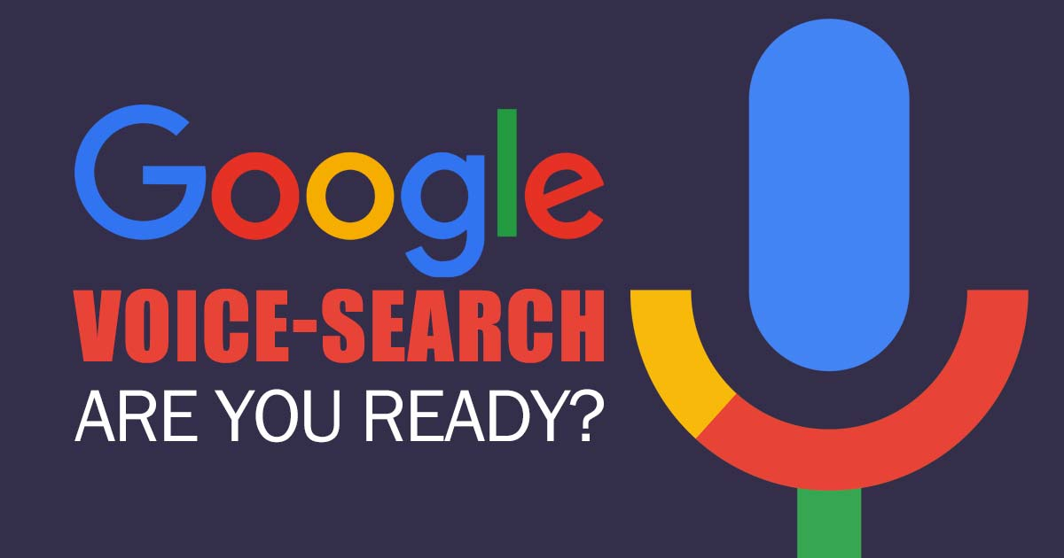 voice search website seo business