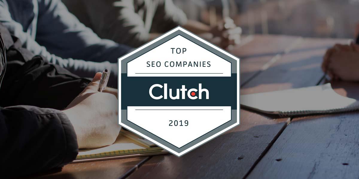 top seo company 2019 clutch