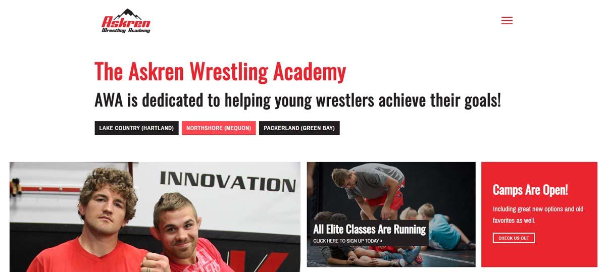 ben askren wrestling academy