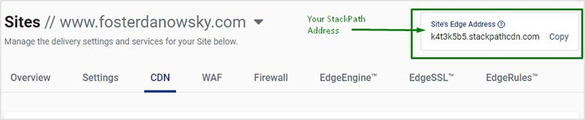 stackpath cdn address