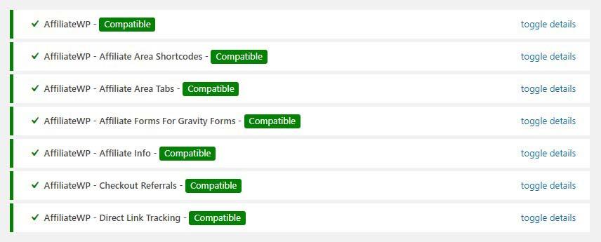 wordpress php compatibility checker