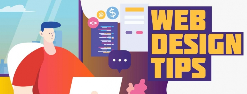 web design tips small business