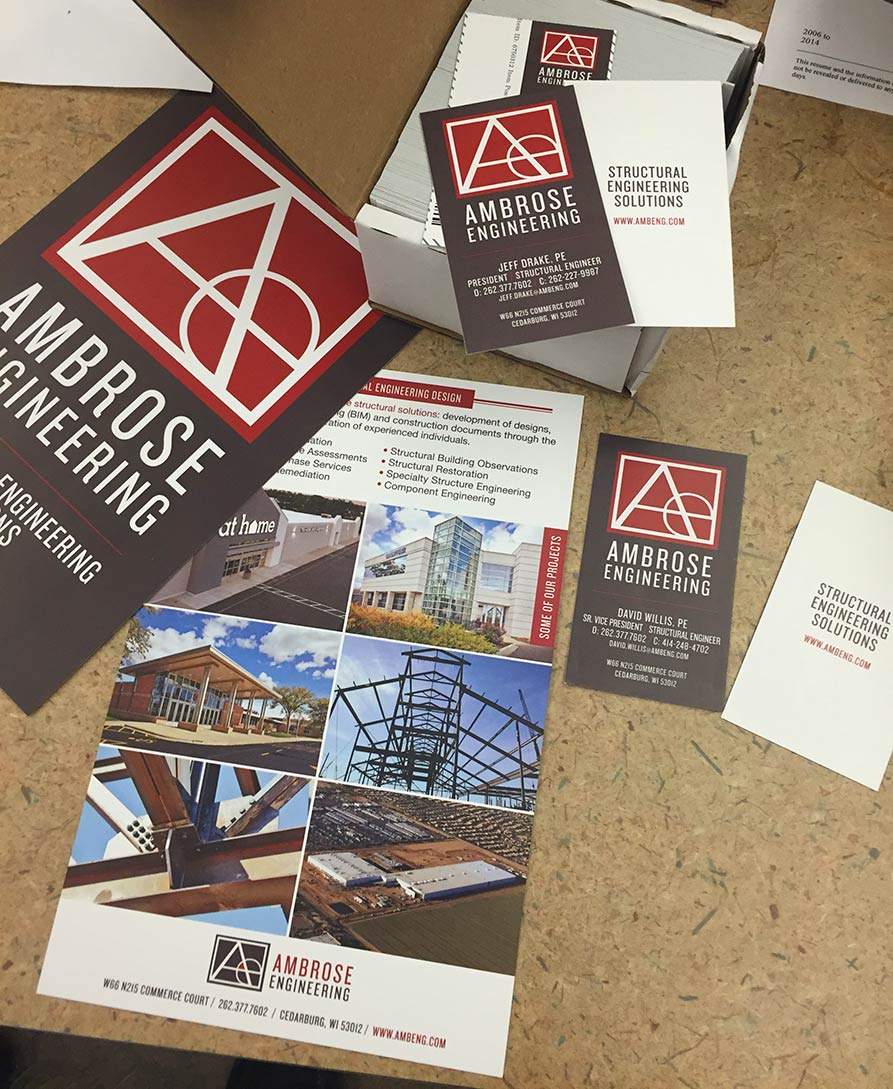 ambrose flyer package