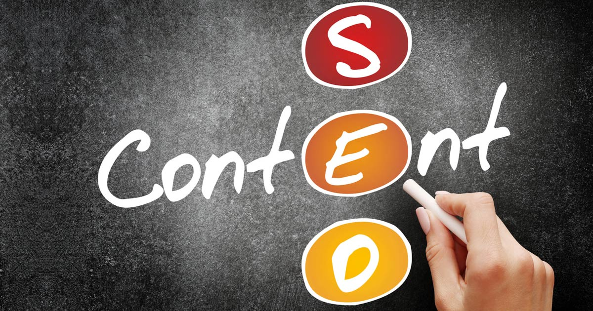 content seo for organic traffic