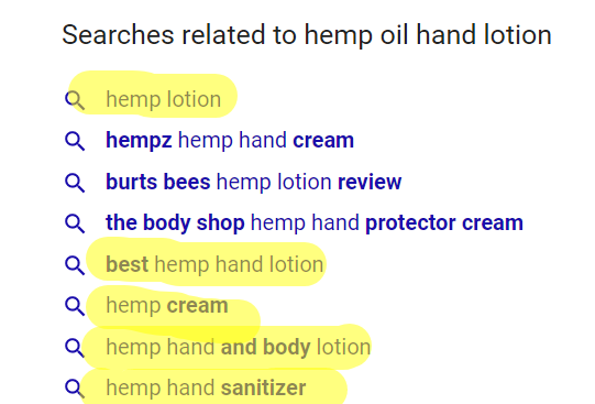 semantic searches google
