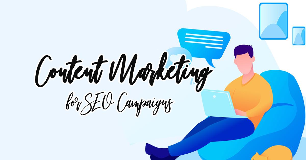 content marketing seo campaign