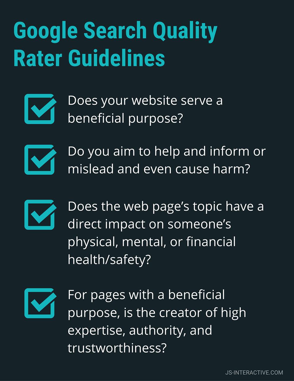 e.a.t checklist