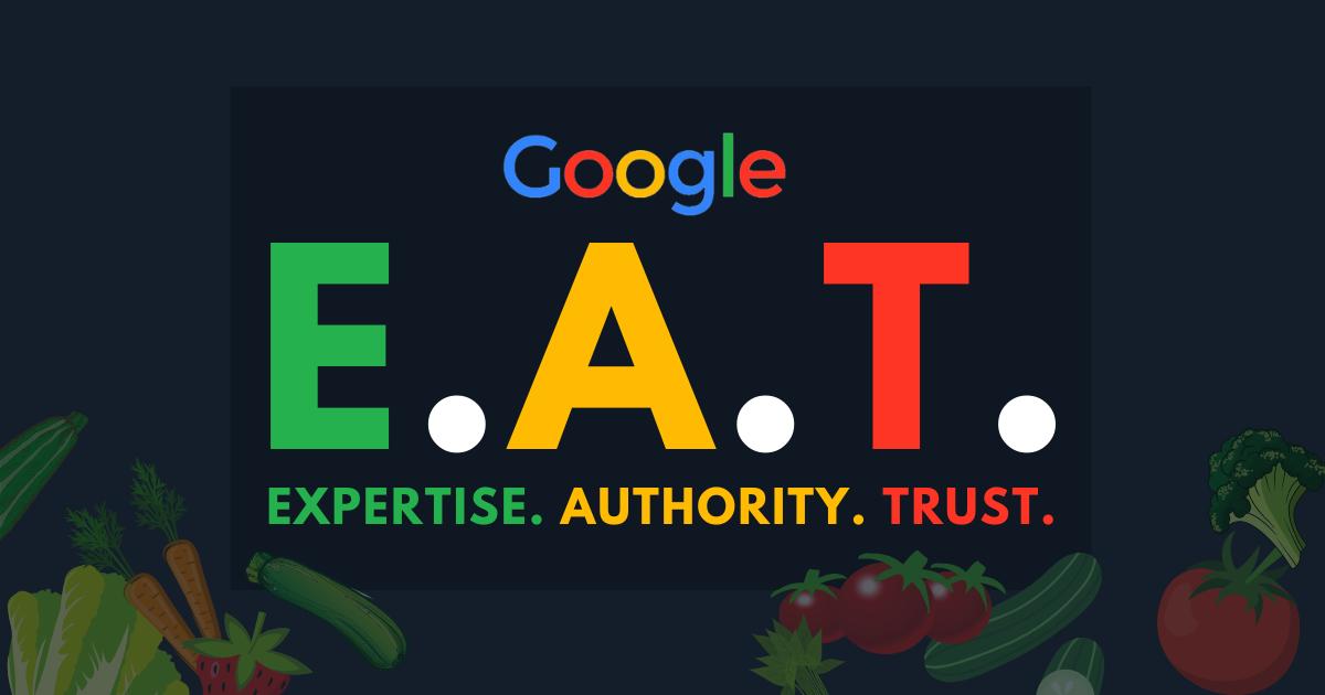 google e.a.t for seo