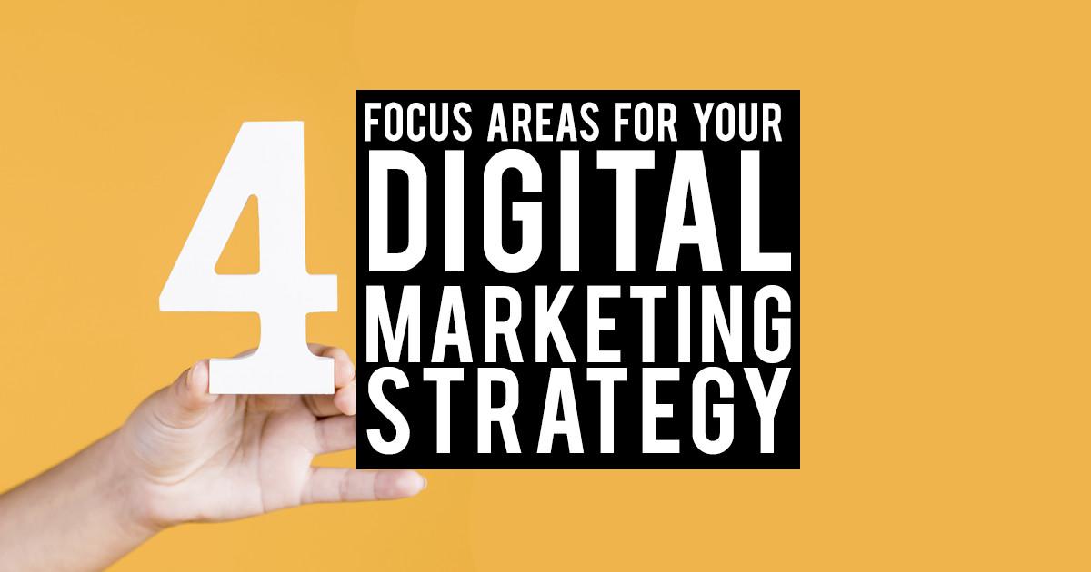top focus areas digital marketing 2020